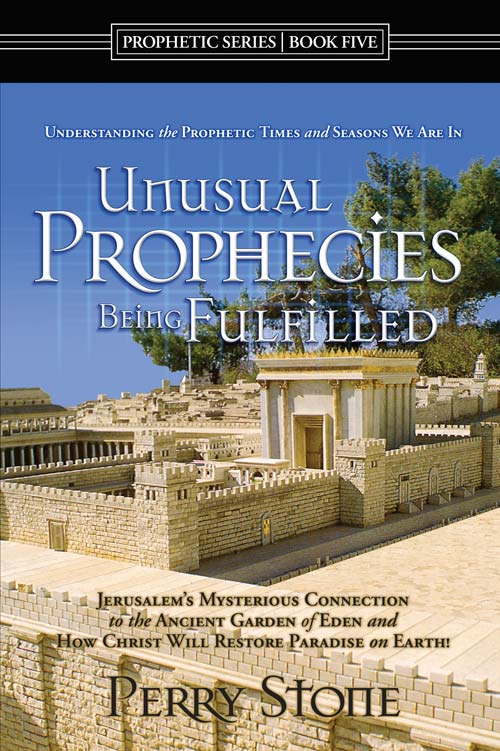 Unusual Prophecies Being Fulfilled Book #5-0