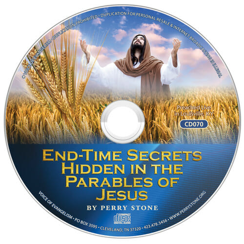 CD070 End Time Secrets Hidden in the Parables of Jesus-0