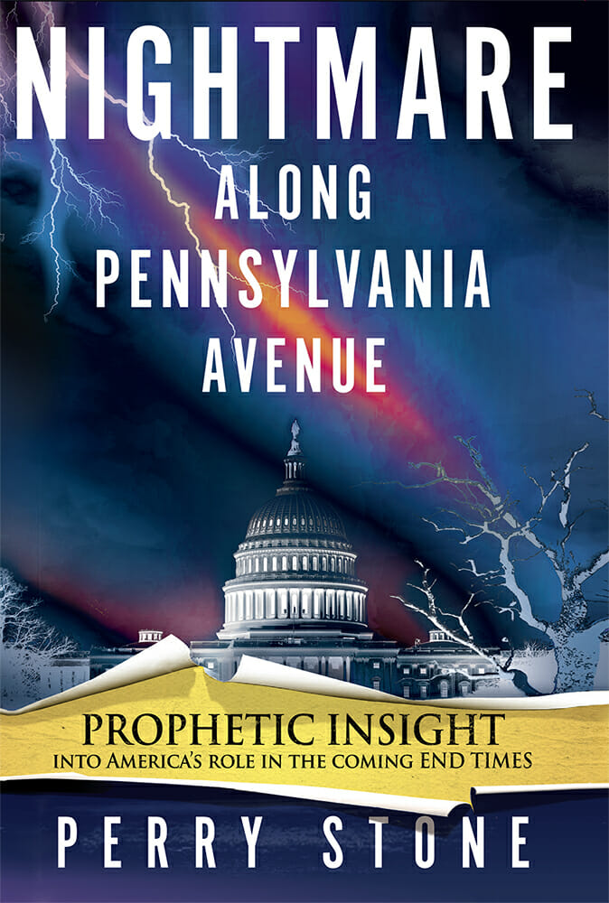 Nightmare Along Pennsylvania Avenue Book-0