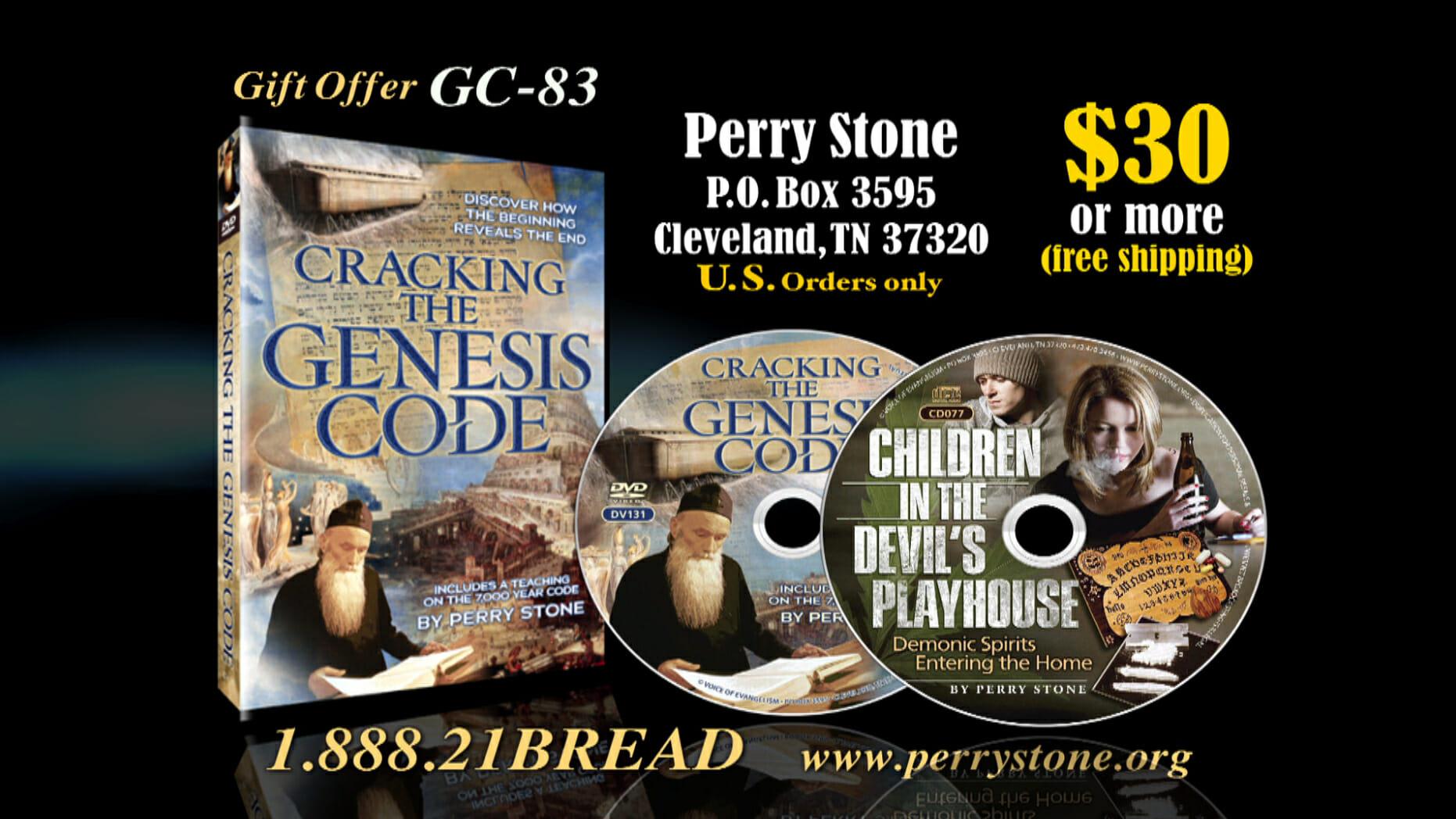 GC-83 The Genesis Code Package-1243