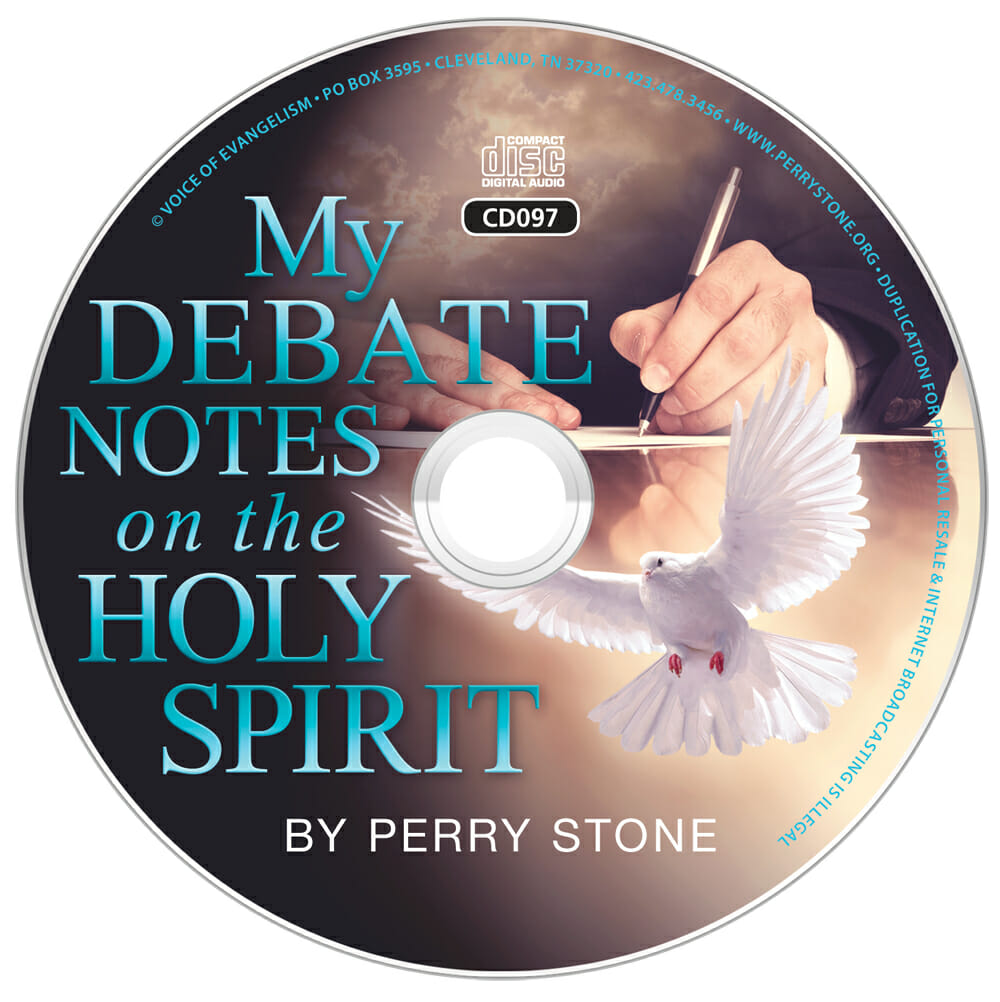 CD097 - My Debate Notes on the Holy Spirit-0