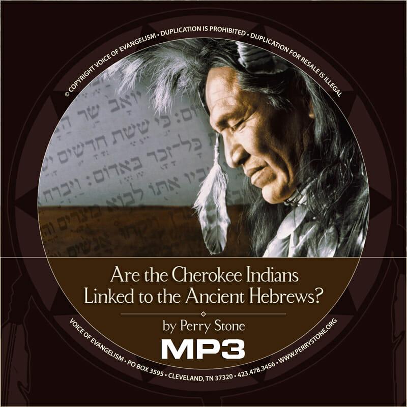 DLCD004 - MP3 - Cherokee Indian Ancient Hebrew-0