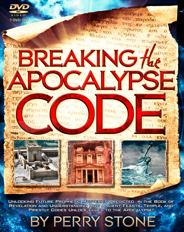 7DVAPOC - Breaking the Apocalypse Code 7 DVD Package-0