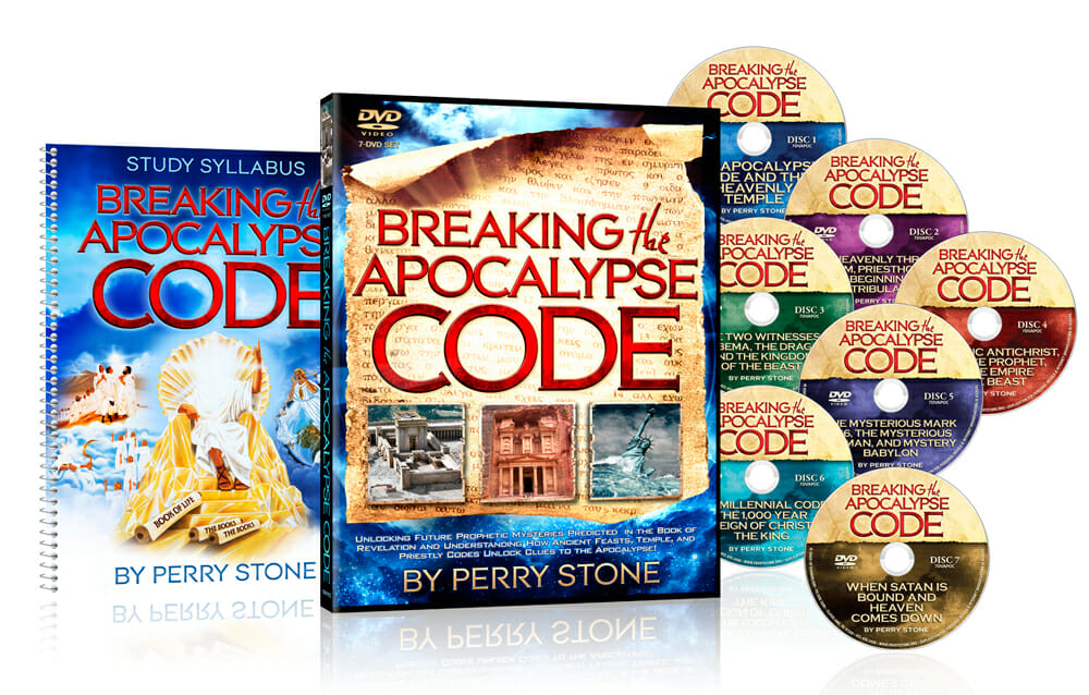 7DVAPOC - Breaking the Apocalypse Code 7 DVD Package-1860