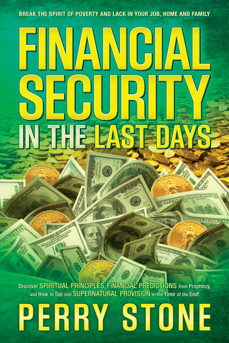 Financial Security in the Last Days Book-0