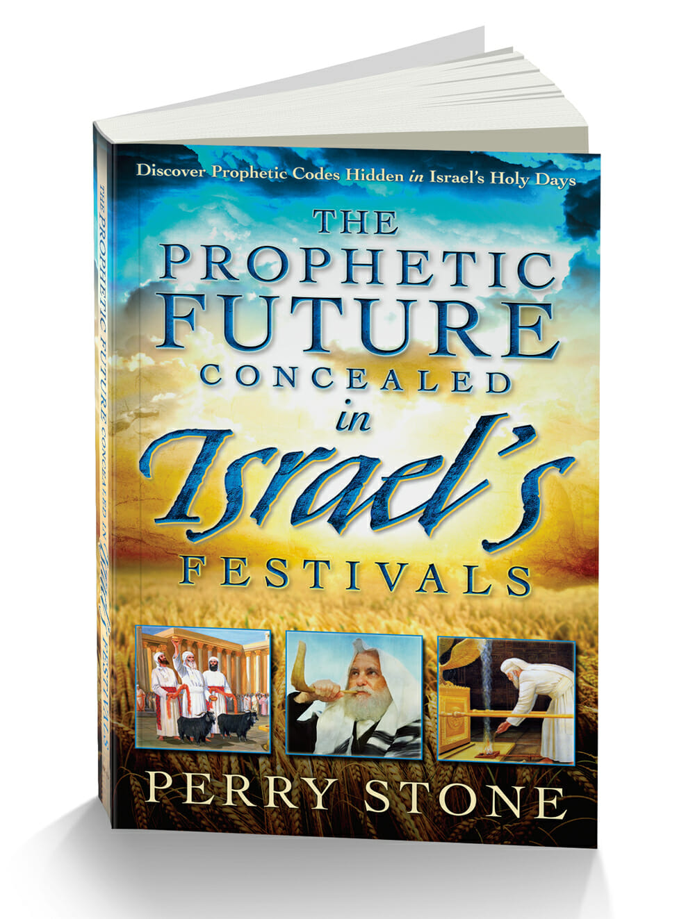 The Prophetic Future Concealed in Israel's Festivals Book-0