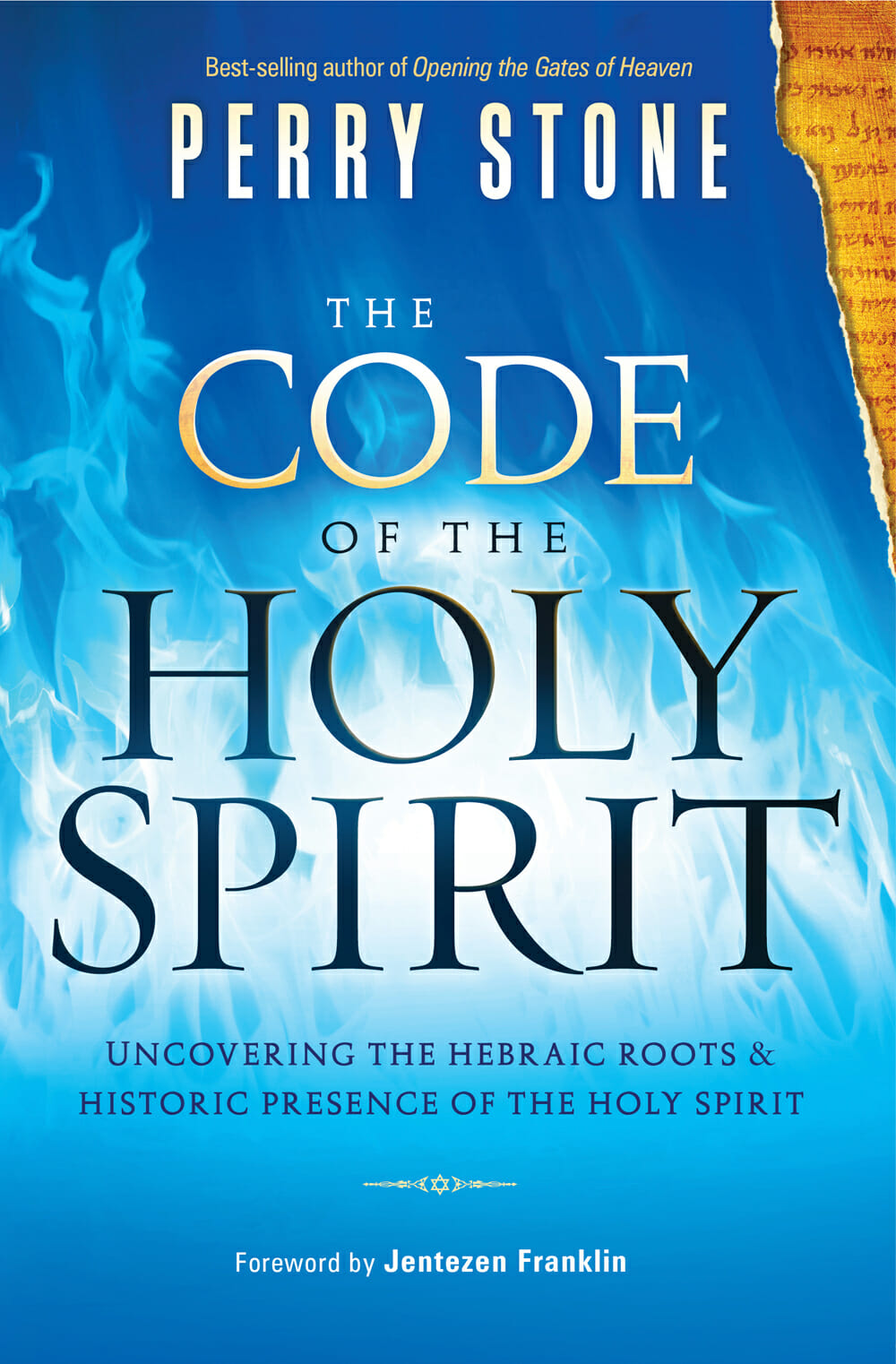The Code of the Holy Spirit Book-0