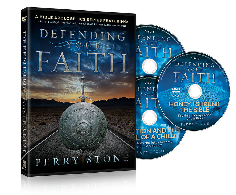 Defending Your Faith - Apologetics Series-2499