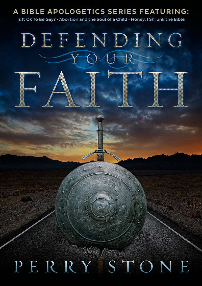 Defending Your Faith - Apologetics Series-0