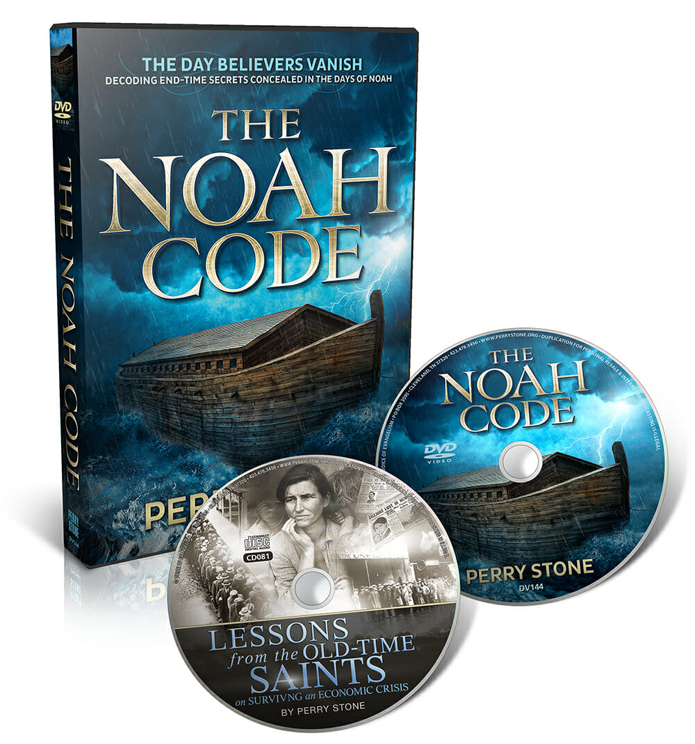 NC-104 The Noah Code Package-0