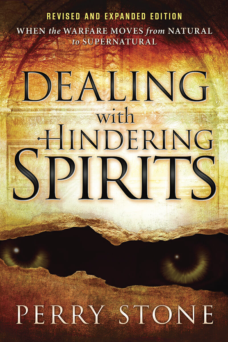 Dealing with Hindering Spirits Book-0