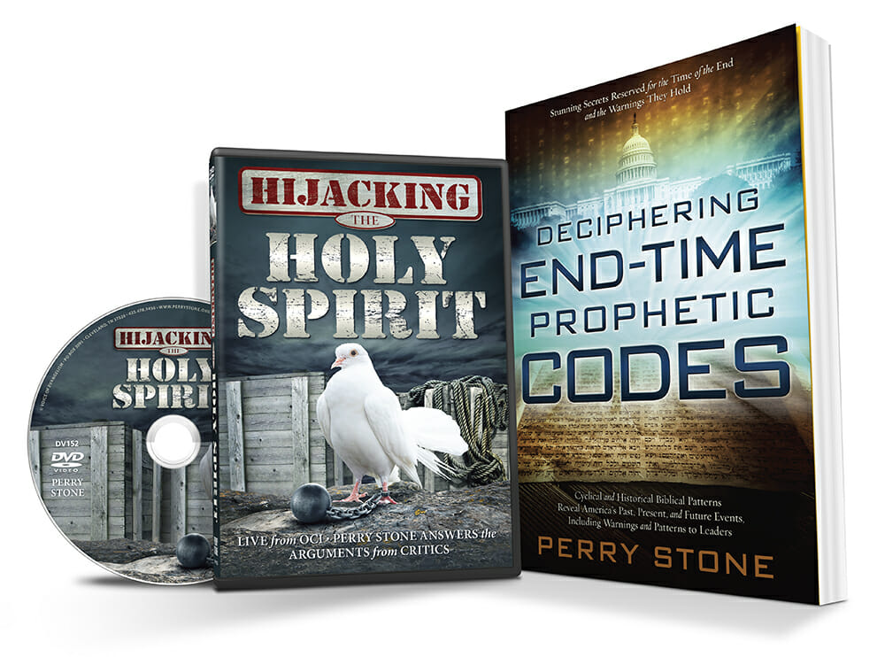 HJ-111 Deciphering End Time Prophetic Code/Hijacking the Holy Spirit Pkg-0