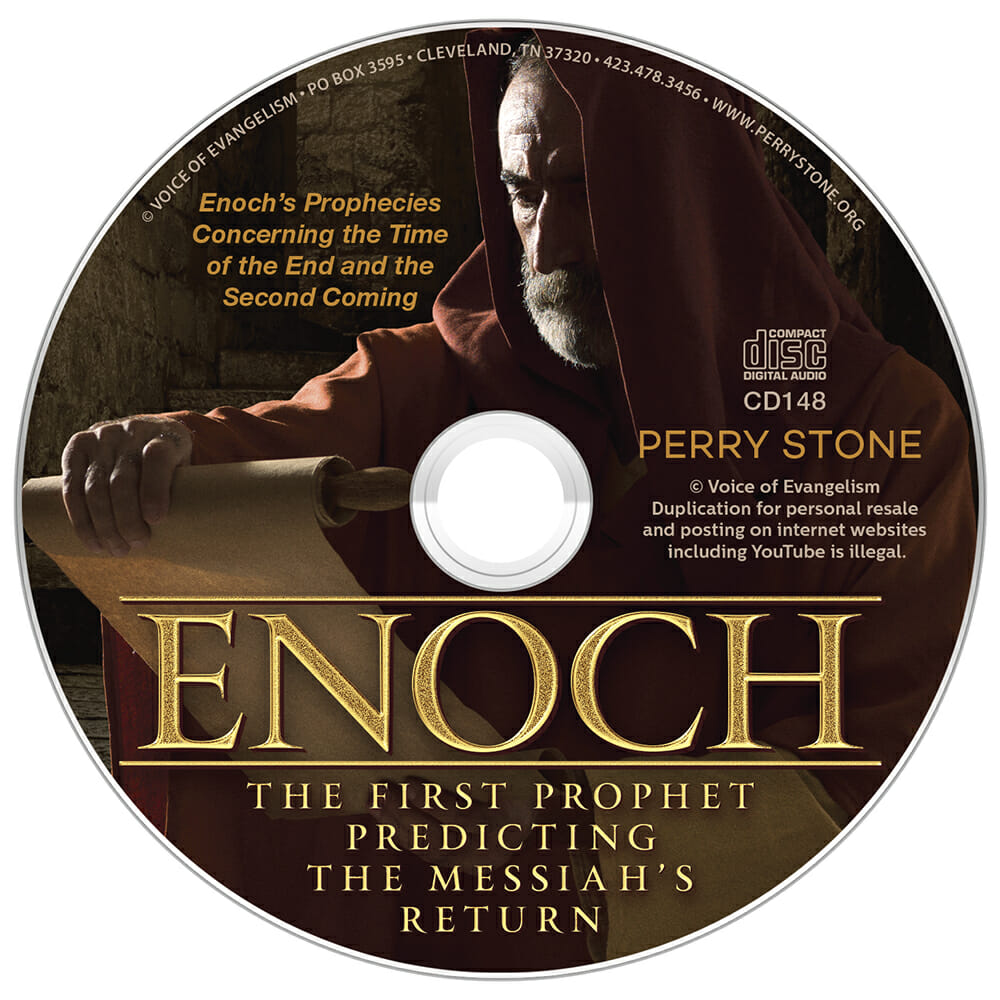 CD148 - Enoch The First Prophet Predicting the Messiah's Return-0