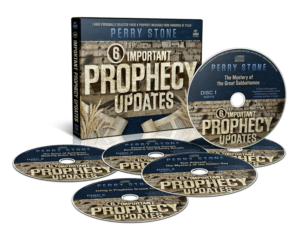 6 Important Prophecy UpdatesPackage-3001