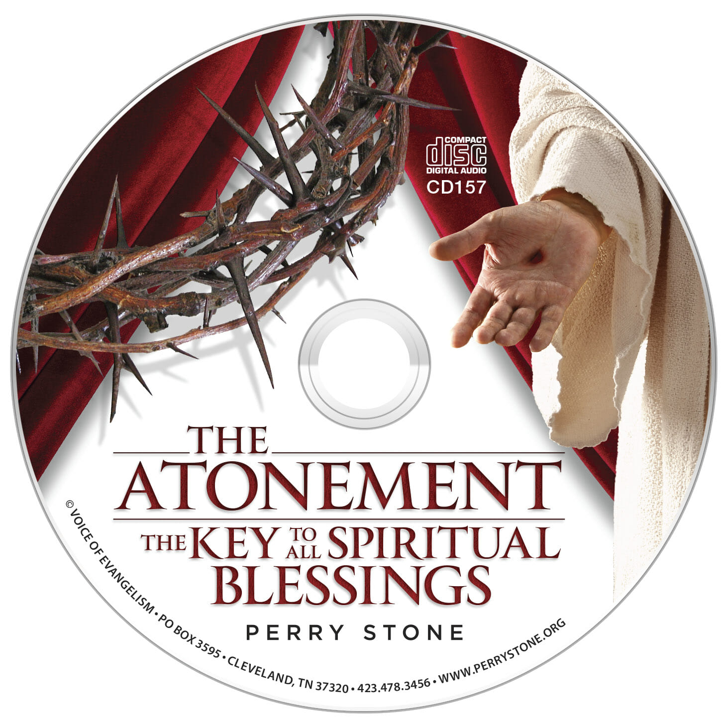 The Atonement-The Key to all Spiritual Blessings-0
