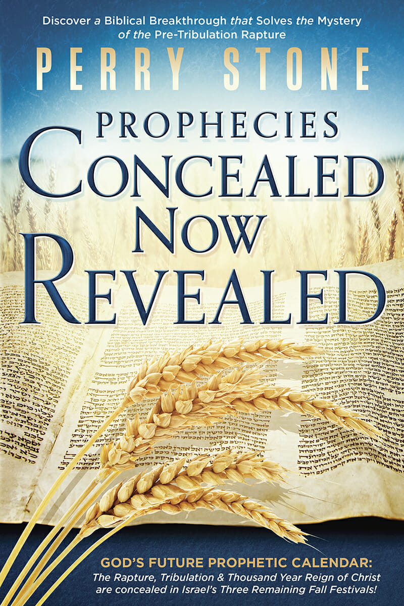 Prophecies Concealed Now Revealed Book-0