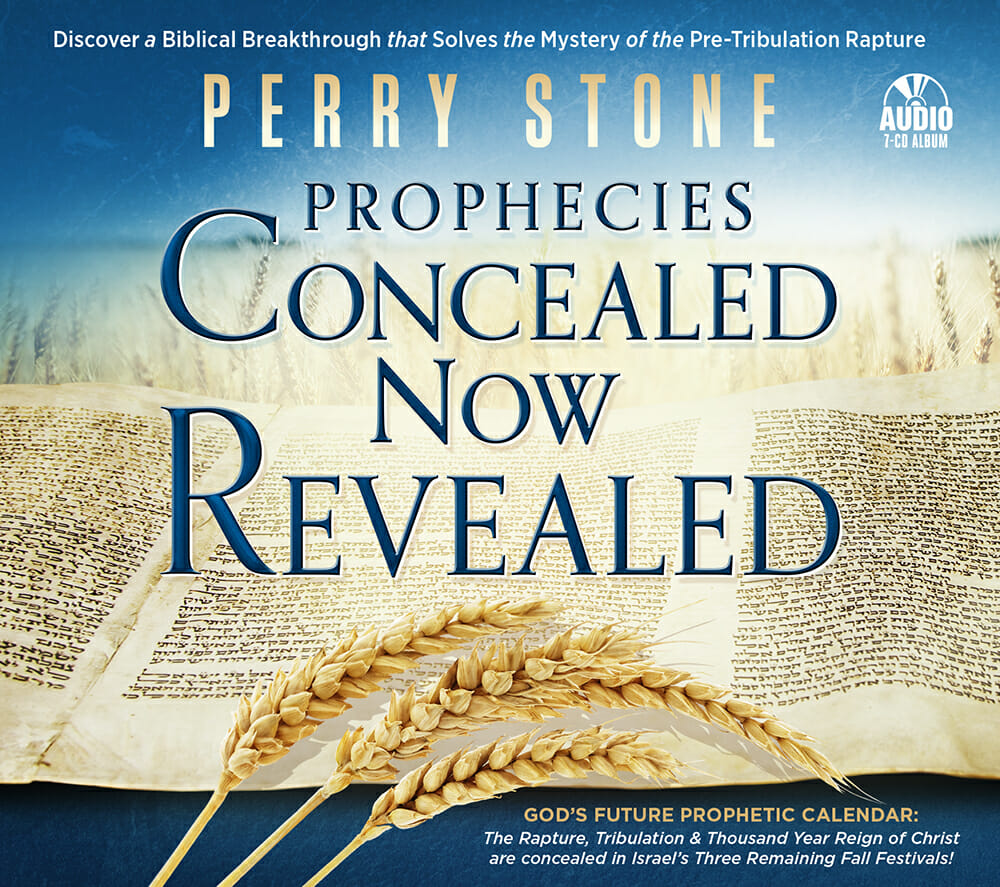 Prophecies Concealed Now Revealed Audio Book-0