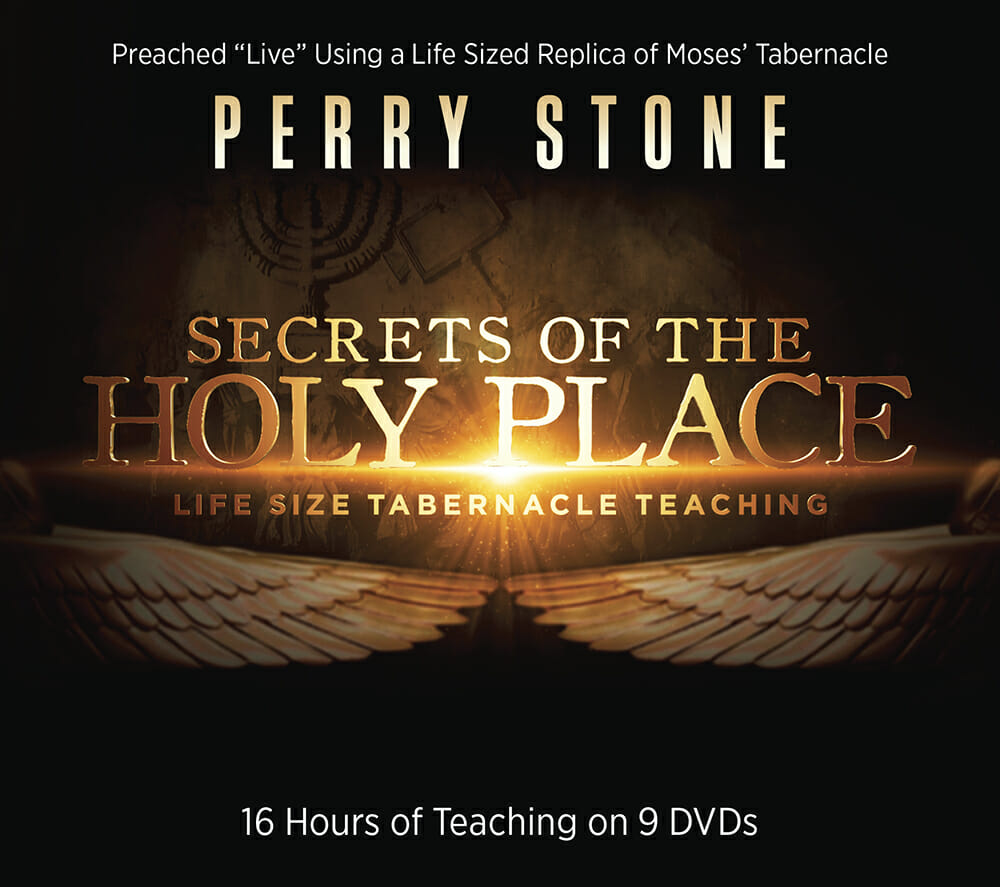 Secrets of the Holy Place Tabernacle Teaching Pkg-0