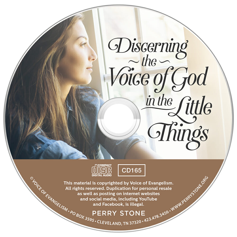 Discerning the Voice of God in the Little Things-0
