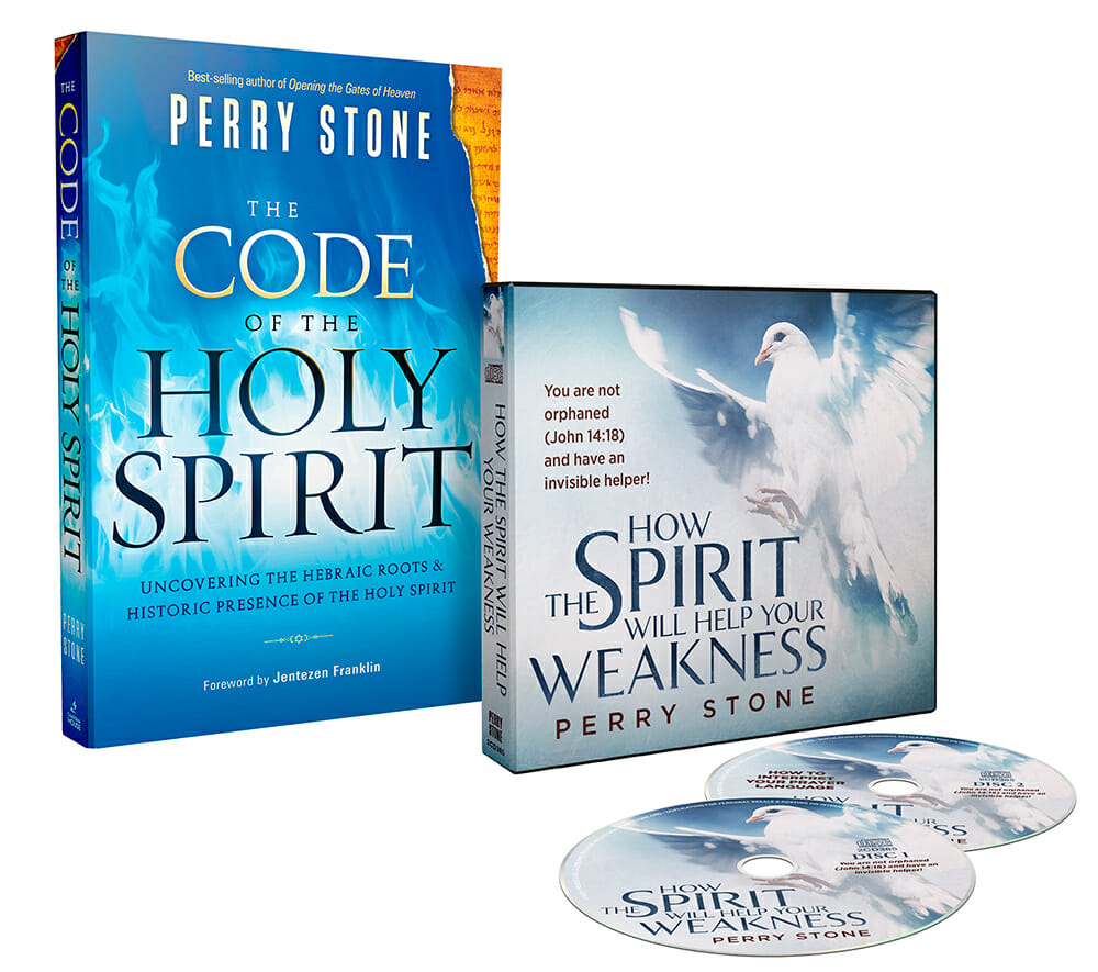 Holy Spirit Prayer Language Pkg-0