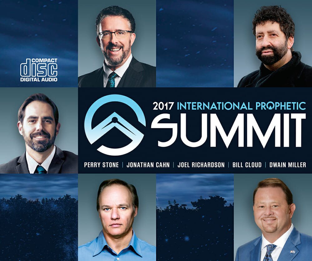 2017 Prophetic Summit Conference CD Album-0
