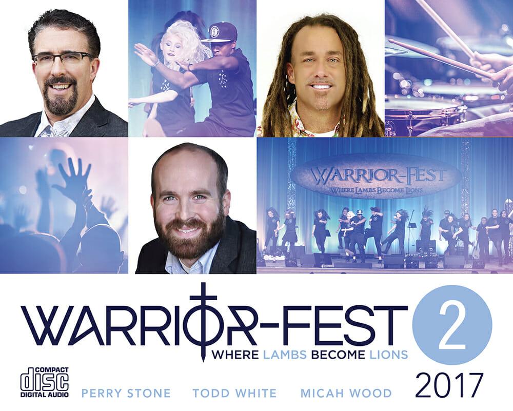 2017 Warrior-Fest #2 Conference CDs-0