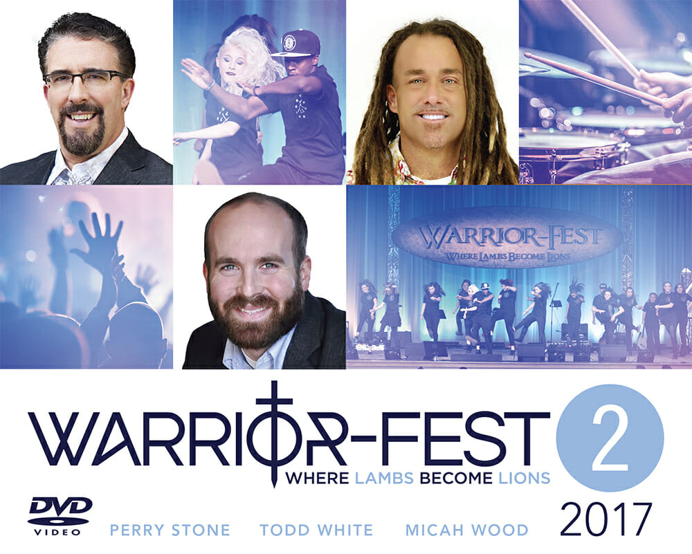 2017 Warrior-Fest #2 Conference DVDs-0