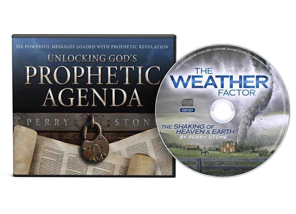 God's Prophetic Agenda Pkg-0