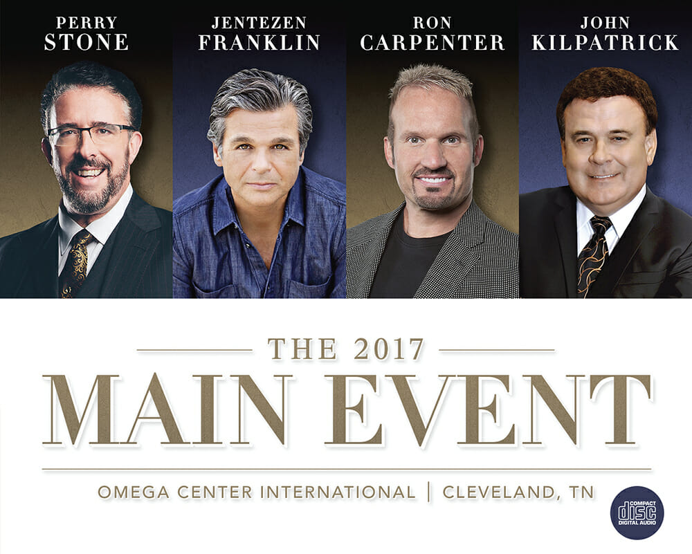 2017 Main Event Conference CD Album-0