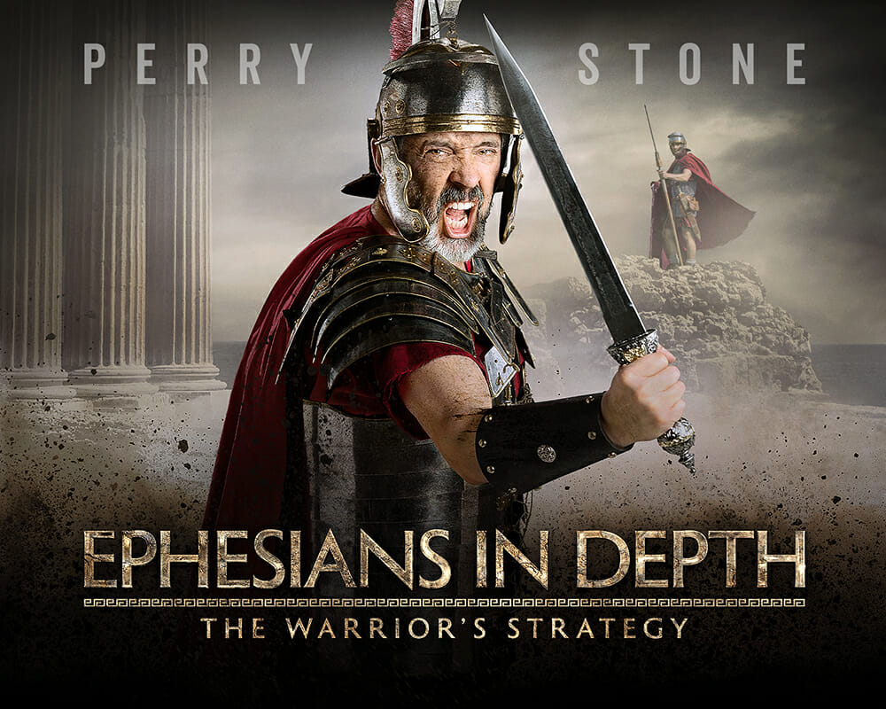 Ephesians in Depth - The Warriors Strategy-0